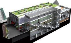Inician las obras del edificio de la ciencia en el barrio La Matriz