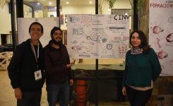 Estudiantes del Magister en Neurociencia participaron en encuentro de jóvenes científicos