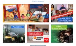 Ciencia Al Tiro difunde sus videos científicos a través de TV Educa Chile